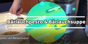 Bärlauchpesto und Bärlauchsuppe - Bärlauch Rezepte