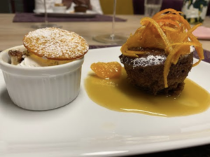 Sticky Toffee Pudding mit Toffee Sauce nach Iain Ashworth