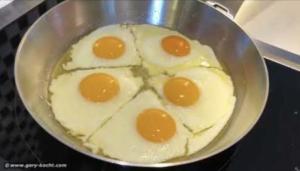 20 Minuten Ei vegetarisch